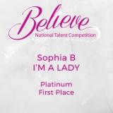 Believe-Sophia
