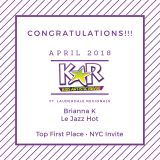 KAR-placement-awards-Le-Jazz-Hot