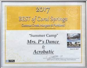 Best of Coral Springs Summer Camp