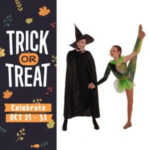 Halloween in the Studio October 25 - 31