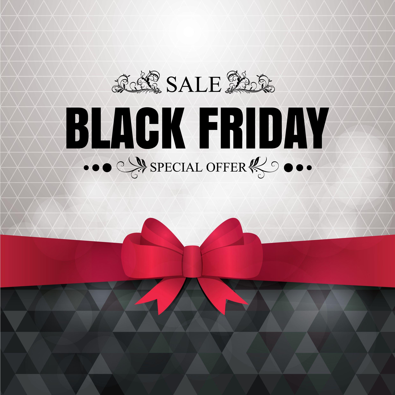 Black Friday Specials!