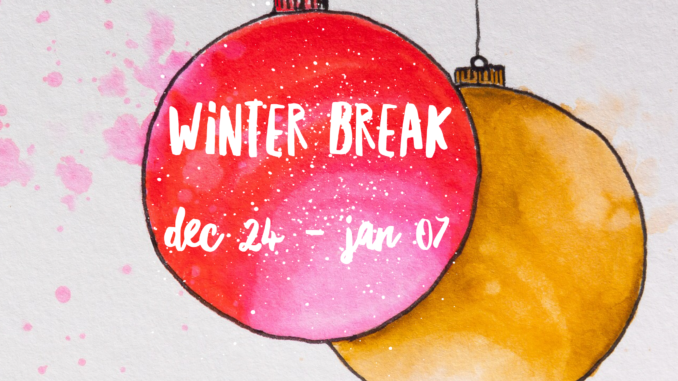 Winter Break & Winter Dance Camp