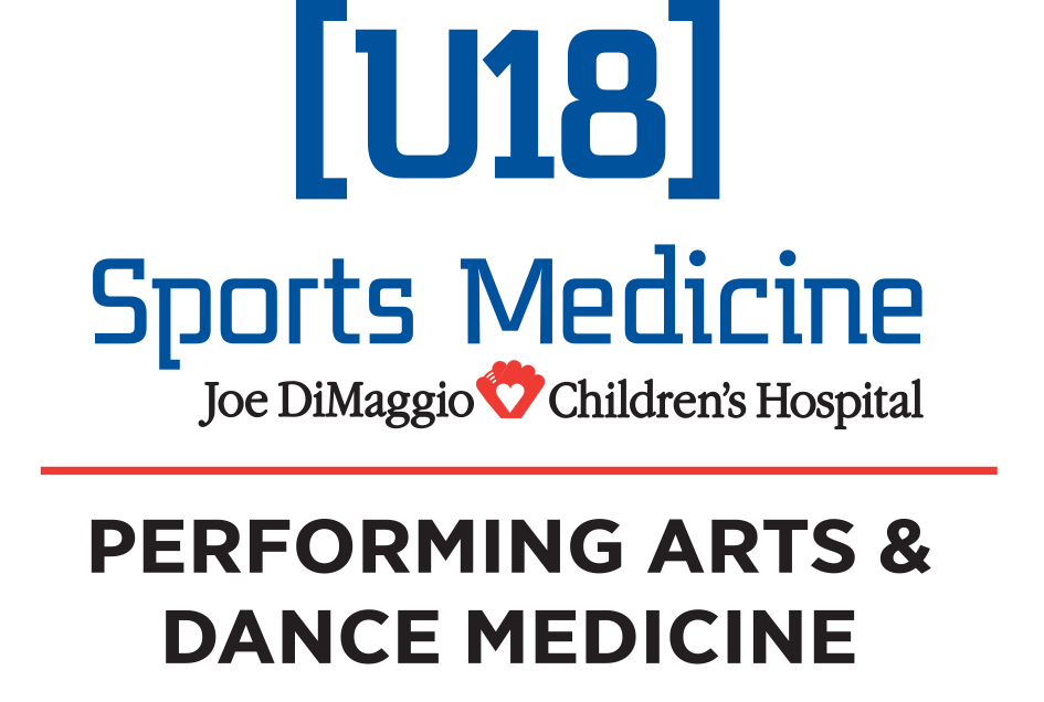 U18 Performing Dance Logo stacked 2016