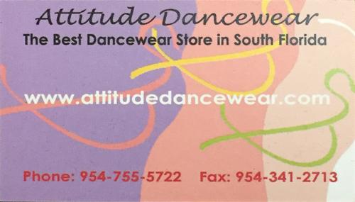 Attitude Dancewear